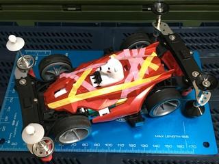 """MA DCR-01 """"逃げちゃん2号"""""""